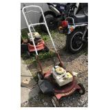 Vintage Snapper Lawnmower