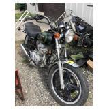 1980 Honda Motorcycle 85k Miles