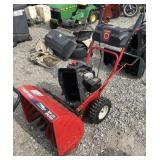 "Troy-Bilt 24"" Gas Snow Blower"