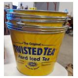 Twisted Tea Ice Bucket