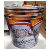 Budweiser Beer Dale Jr Ice Bucket