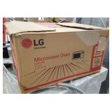 LG Microwave Oven in Box.  Model LCS0712ST