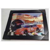 Bud Racing Dale Earnhardt Jr Mirror Advertising