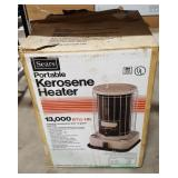 Sears 13,000btu Portable Kerosene Heater