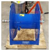 Large Blue Hose Reel by Coxreels