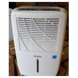 Haier 30 Pint Dehumidifier in Box