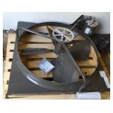 Dayton Belt Drive Exhaust Fan