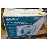 "16"" Air King Window Fan"
