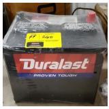 Duralast battery 655/525