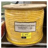 Polypropylene Rope 600ft 1/2 diameter
