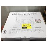 LED Emergency Exit Lighting