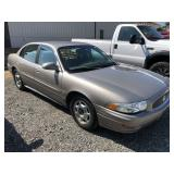 2002 Buick LaSabre.  New battery, 149k miles, NO