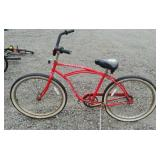 Red Schwinn Men