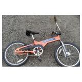 Dyno Bazooka Boys BMX Style Bicycle