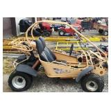 Hammerhead go kart untested with keys