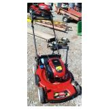 TORO self propel personal pace push mower