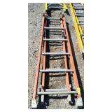 6 ft Fiberglass combination ladder