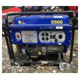 Wen Power 5500 Generator with 6.5 Gallon Tank