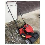 "Troy-Bilt Lawn Mower with 21"" Cutting Blade"
