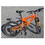 Mongoose Spectra BMX Bicycle.  New stock