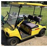 Car Club Golf Cart