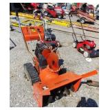 "Montgomery ward 24"" self propelled gas snlw"