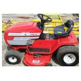 Briggs & stratton lawn chief 7 speed shift on the