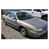 2002 Buick LaSabre.