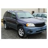 2005 Mazda Tribute Carryall