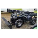 Arctic cat 500 TBX
