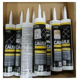 Tec skill-set unsanded and silicone caulk