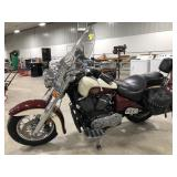 2001 Victory Motorcycle 13818 miles, Title in