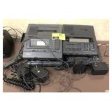 Lot of dictaphone transcriber