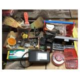 Lot of Miscellaneous Tools And More