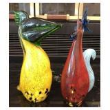 Murano Style Art Glass