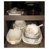 Lot Of Pyrex and Corningware