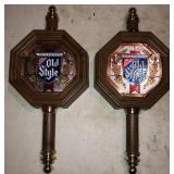 Vintage Old Style Beer Sign