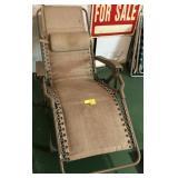 Lawn Lounge Chair