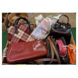 Large lot of purse