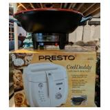 Presto cool daddy and electric wok