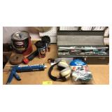 Tools and More Includes Tools On Bench and
