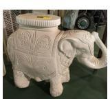 Large Elephant Plant Stand