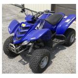 2006 Yamaha Raptor 50