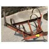 Independent MFG CO 3 Point Hitch Plow