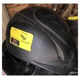 Ovation Riding Helmet with Cover