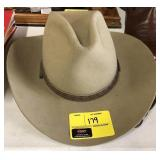 Stetson Billy The Kid 7 1/4 Hat
