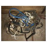 Horse Bridle Lot And More