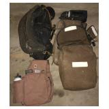 Lot Of Horse Saddle Bags