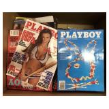 Large Lot Of Playboys