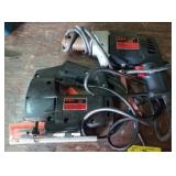 """Electric Skil Tool, 1/2"""" drill and Jig Saw"""